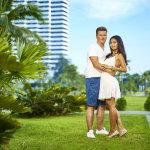 亚洲情侣人体艺术摄影