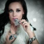 贵妇性感美女人体艺术摄影