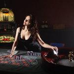 赌场美女人体艺术摄影