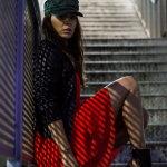 街拍轻熟风美女人体艺术摄影
