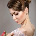 盘发人体艺术摄影