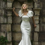唯美婚纱写真人体艺术摄影