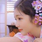 日本清纯甜美的和服姑娘养眼自然美女图片