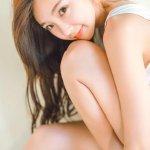 日系氧气美女清纯天然白皙美腿清凉夏日内衣图片