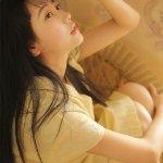 黑发美女萝莉清纯氧气唯美可爱美腿玉足私房写真