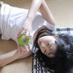 日系小清新美女白嫩长腿养眼清纯氧气写真