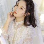 婚纱长裙美女极品透视装优雅浪漫个人清纯写真