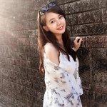 台湾美女养眼清纯户外甜美迷人童颜巨乳写真图片
