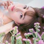 大眼美女私房唯美写真清纯动人