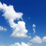蓝天白云摄影作品欣赏7