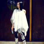 李艾时尚迷人高清写真图片