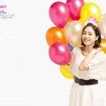 韩国女星李敏贞甜美迷人写真