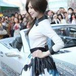 台湾美女王心凌高清活动照