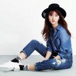 韩国女星金赛纶清纯迷人高清写真