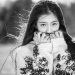 张雪迎冬日唯美写真图集