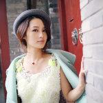 清纯美女李沁高清时尚写真