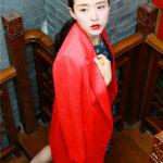 氧气美女颜丹晨时尚写真大片
