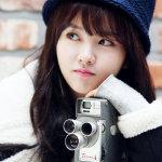 韩国甜美女孩金所炫清纯惹人爱