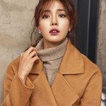 韩国明星林世美时尚写真展优雅气质