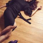 韩国美女宋宝恩最新写真展女性气质
