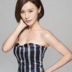 优雅淑女杨雨婷短发显干练魅力