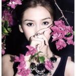 花间angelababy唯美图片写真