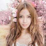 美丽的花仙子angelababy花儿说图片