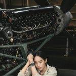 机车风格美女张钧甯帅气成熟御姐的个人魅力写真图片