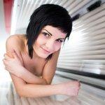 花季少女大胆人体艺术图片